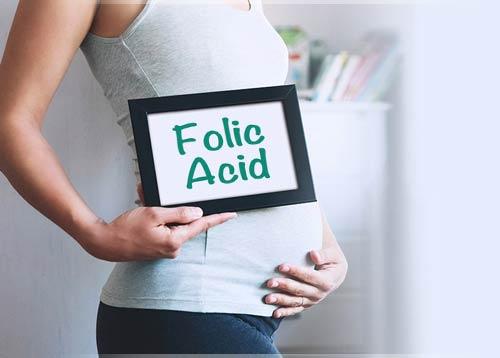 حمض الفوليك ضروري جداً أثناء فترة الحمل والرضاعة