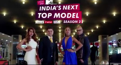 MTV India's Next Top Model Season 2 Show Audition,Promo,Judges,Contestant,Timing Plot Wiki