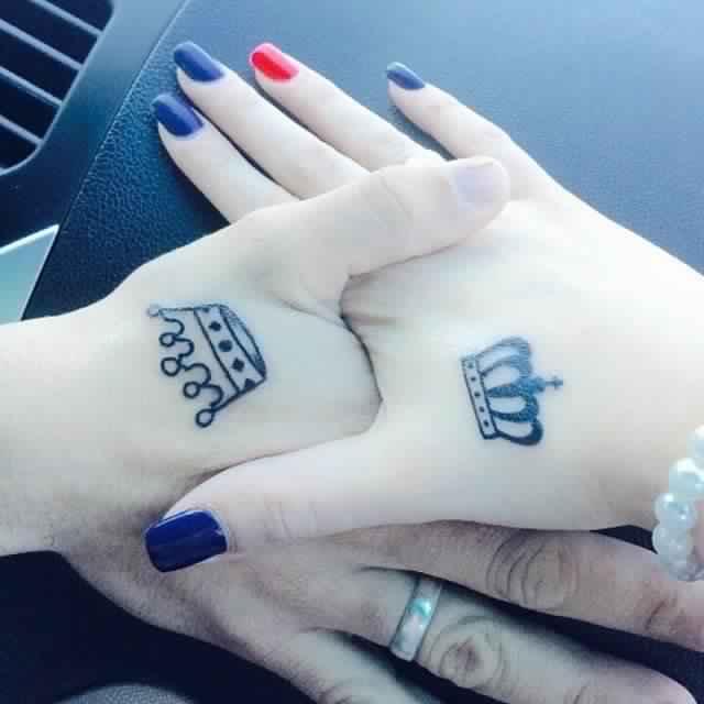 En images 10 id es tr s romantiques de tatouages de couples id es mod les et tendances du - Tatouage pour couple ...