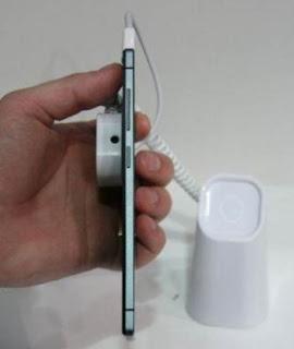 Gionee Elife S5.1juga merupakan salah satu smartphone android tertipis di dunia
