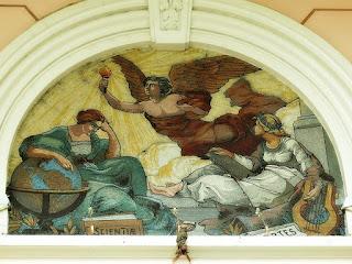Mural do Colégio Ernesto Dornelles, Porto Alegre