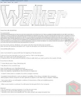 Scarab-Walker Ransomware