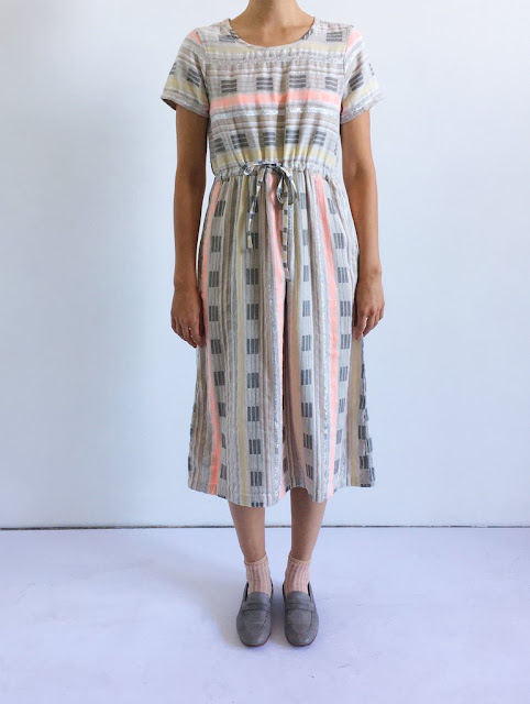 Ace & Jig Camille Dress in Tangier