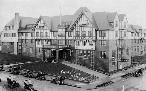 Eureka Inn California History