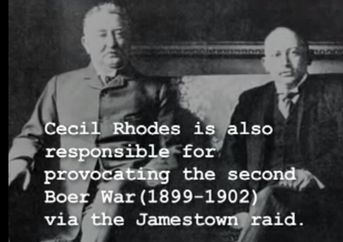 VIDEO: Cecil John Rhodes's Plan for a New World Order