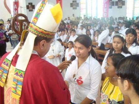 Cinthia hermana iglesia de dios - 1 2