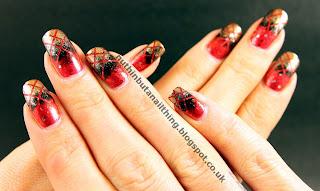 striping tape nails