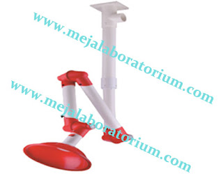 arm extractor hood laboratorium