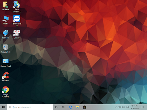 Bộ cài Windows 10 Education, Version 1903, OS Build 18362.356 (64-bit)
