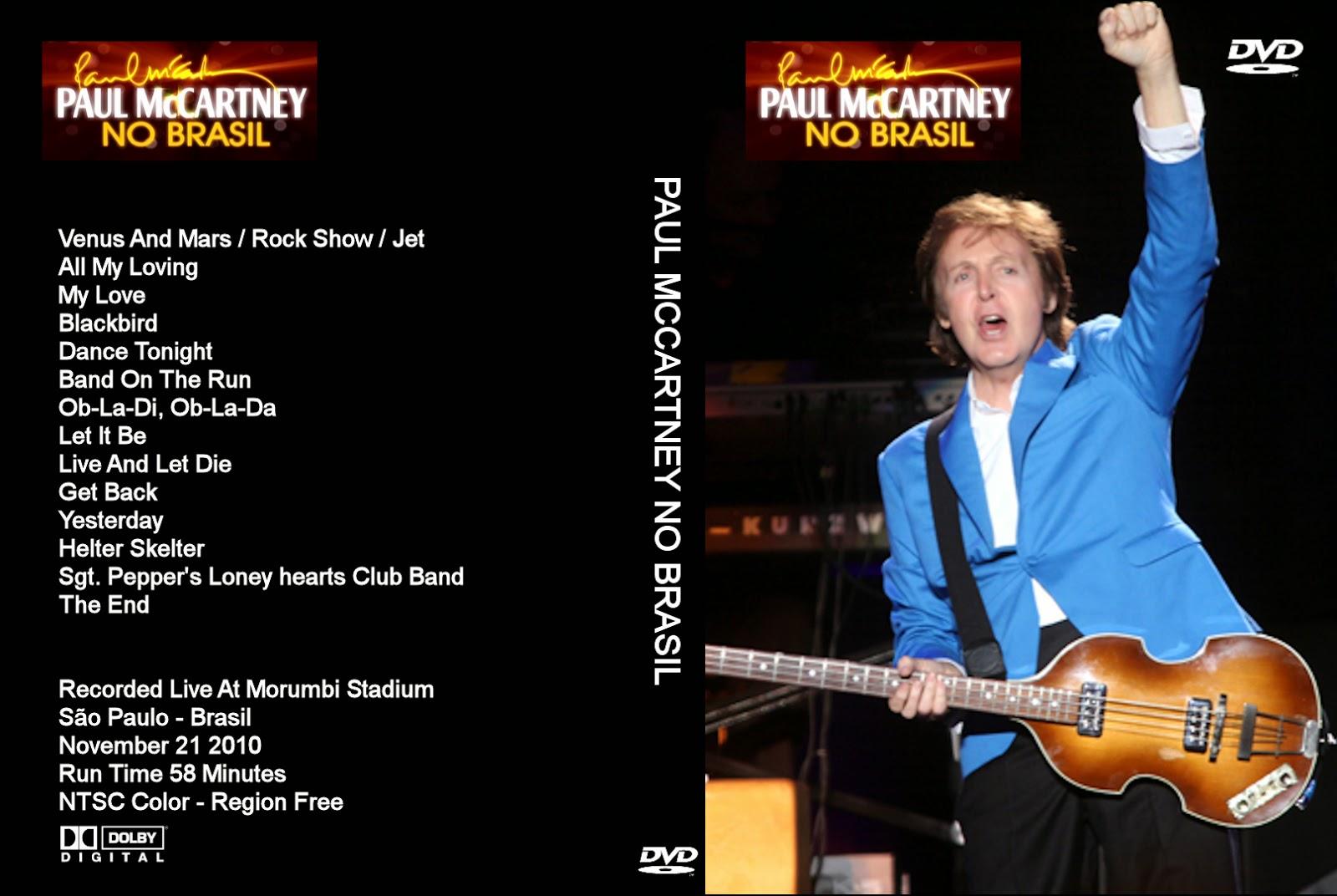 TUBE Paul McCartney