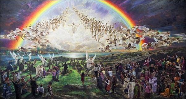 """Estamos vivendo os últimos dias """"Jesus Cristo está Voltando"""""""