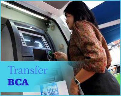 Panduan Bergambar Cara Transfer Uang lewat ATM BCA ke BRI