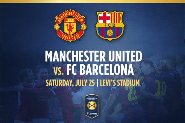 Assistir Barcelona x Manchester United AO VIVO 26/07/2017
