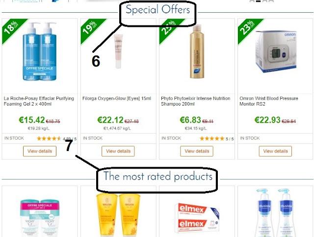 كيفية اختيار منتجات الصيدلية الفرنسية