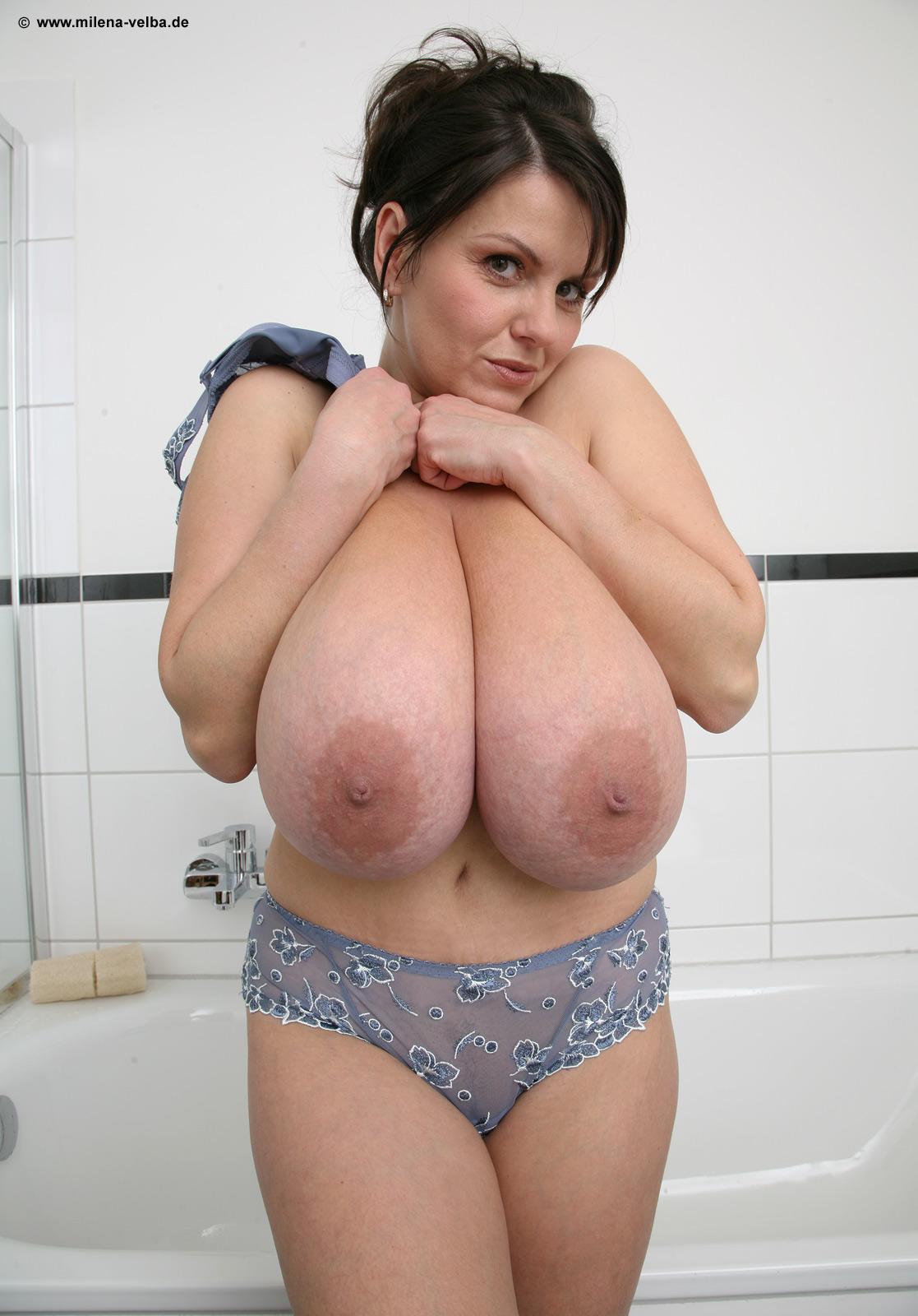 Milena velba nackt