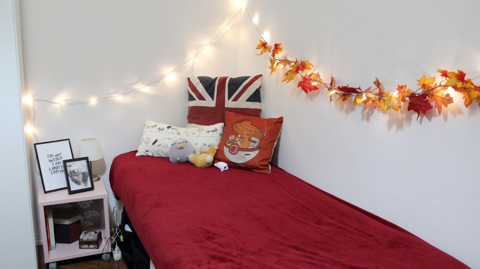 como decorar um quarto alugado depois