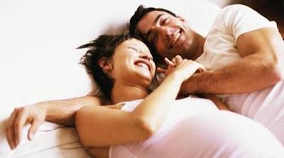 posisi seks yang aman untuk ibu hamil