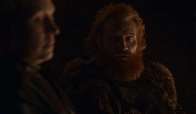 Tormund has his eyes set on Brienne