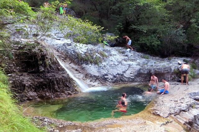 cadini del brenton lago del mis cascata delle soffia