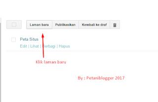 cara membuat daftar isi blog keren