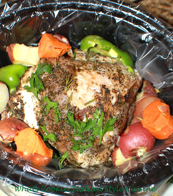 Slow Cooker Pork Roast