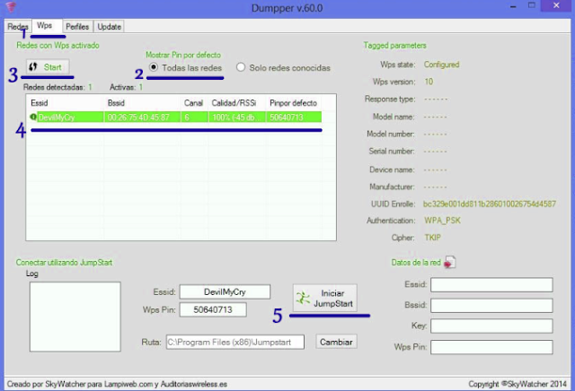 Dumper Wifi Sifre Kırma (PC) - Teknoloji Ve Haber Platformu