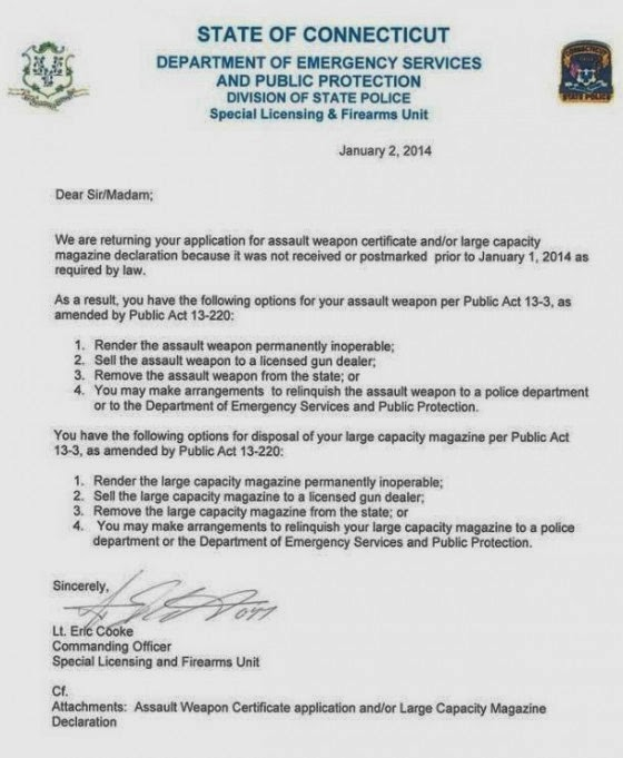 firearms recommendation letter - Josemulinohouse