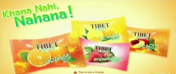 Tibet Fruity Soap