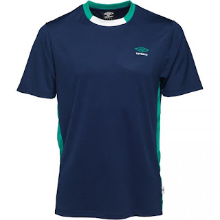 tricou Umbro Poly Navy