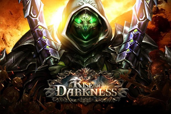 Download Rise of Darkness Mod Apk Data High Damage