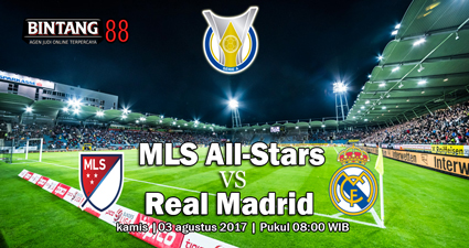 MLS All-Stars vs Real Madrid