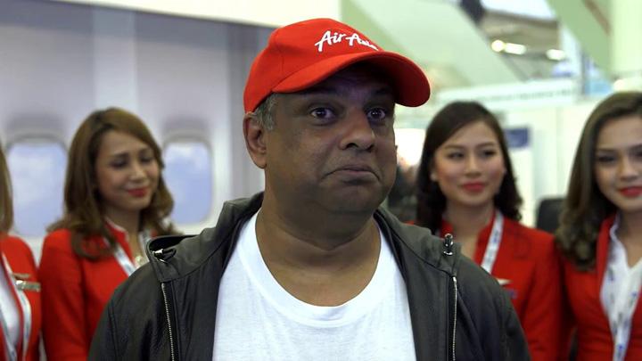 Rahsia dan Tips Kejayaan Tony Fernandes Menjadikan AirAsia Terbaik di Dunia