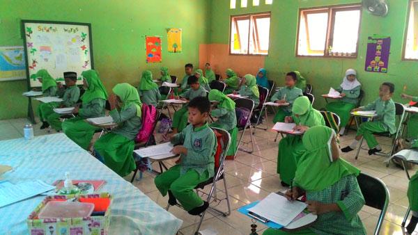 Kumpulan Latihan Soal UAS Kelas 4 SD/MI Semester 1 Ganjil