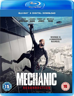 Mechanic Resurrection 2016 Eng BRRip 480p 150mb ESub HEVC x265