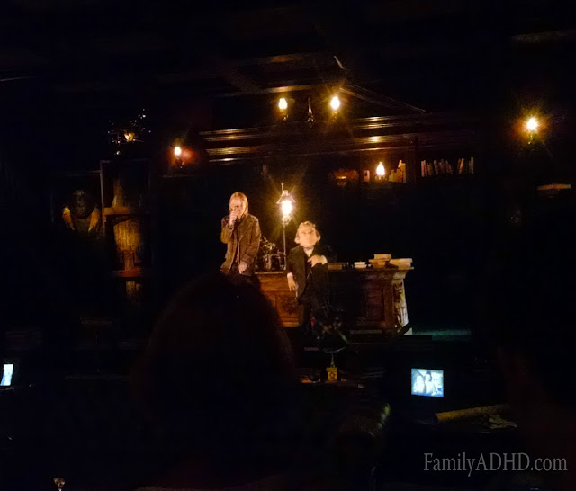 Gringotts Bank Diagon Alley Wizarding World of Harry Potter Orlando Tips & Review Family Travel 2015