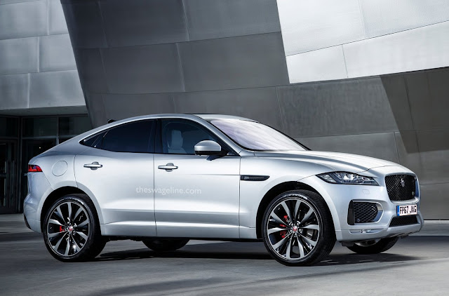 Jaguar F-Pace Coupé