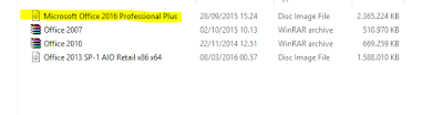 Cara install Microsoft Office 2016 terbaru