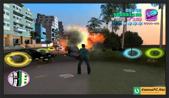 GTA Vice City PC Game Screenshot