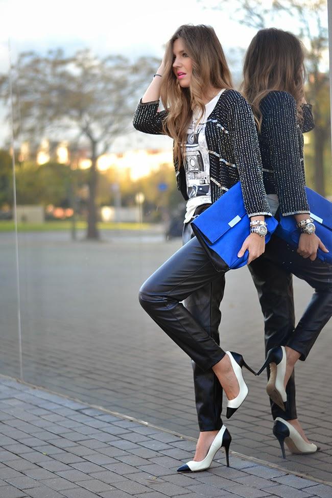 Black Amp Blue Mi Aventura Con La Moda