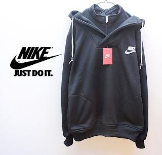 Jaket Fleece Hoodie Nike NK007