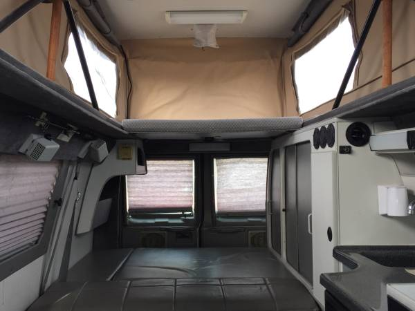 Used RVs 2002 Ford E350 Sportsmobile 4x4 Camper For Sale