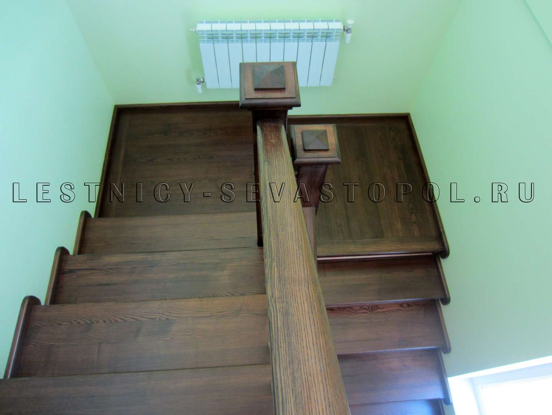 Лестница второго этажа фото