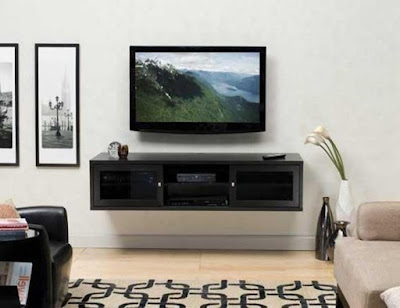 Floating Shelves With Lip