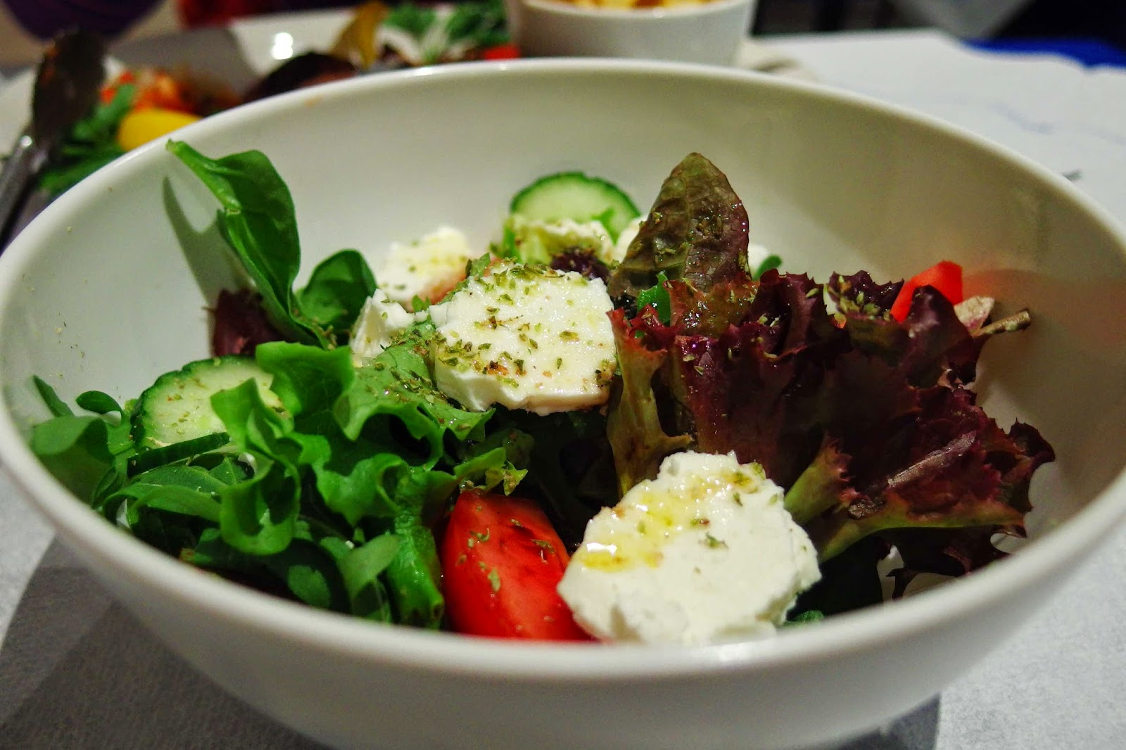 Photograph of Traditional greek salad