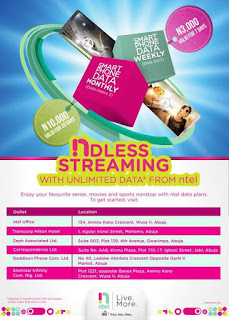 NTEL Network Releases New Unlimited Data plans