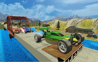 Games Toy Truck Hill Racing 3D App