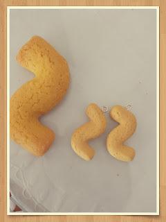dolcetti tipici Burano esse in Fimo