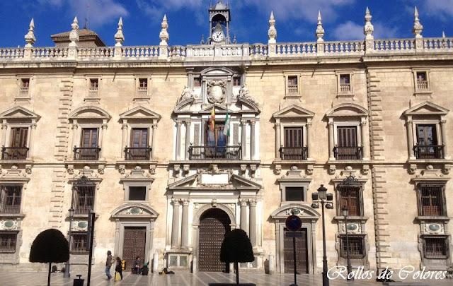 Chancilleria Granada