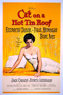 Watch Cat on a Hot Tin Roof (1958) movie free online