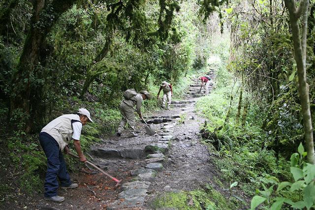 Camino Inca Inca Trail